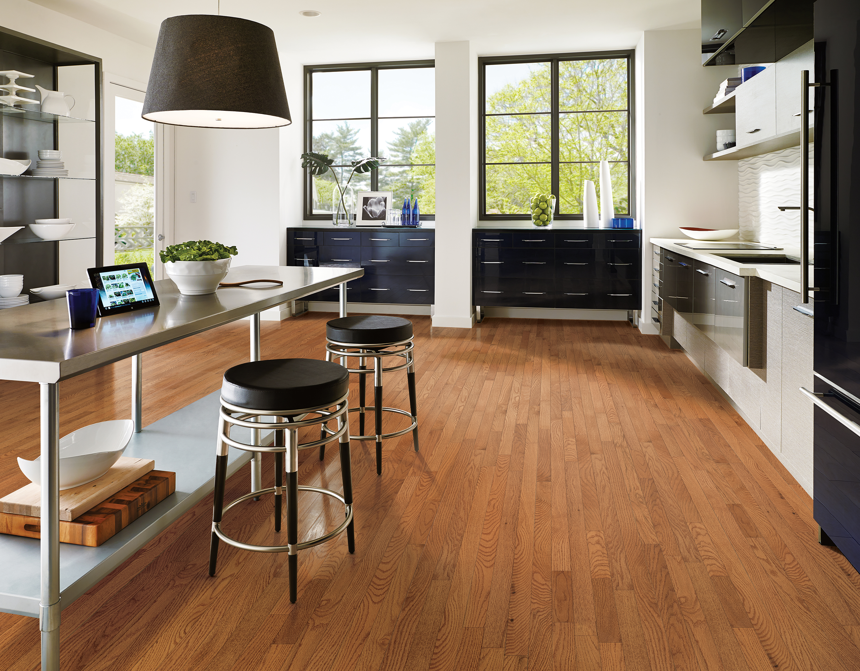 Natural Forest Butterscotch Solid Hardwood NFSK331S
