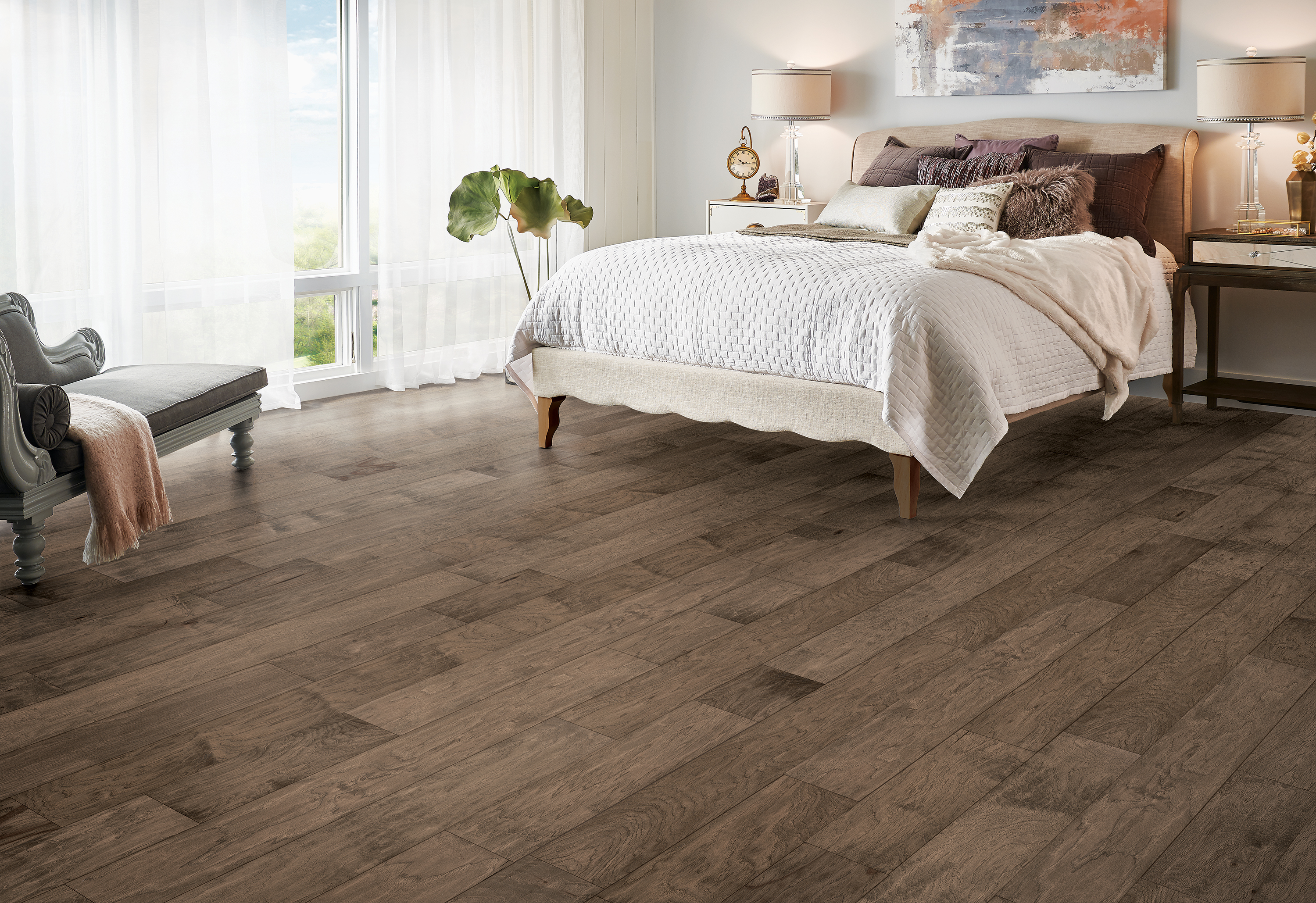 Rustic Directions Must See Taupe Engineered Hardwood EHRD62L06HEE