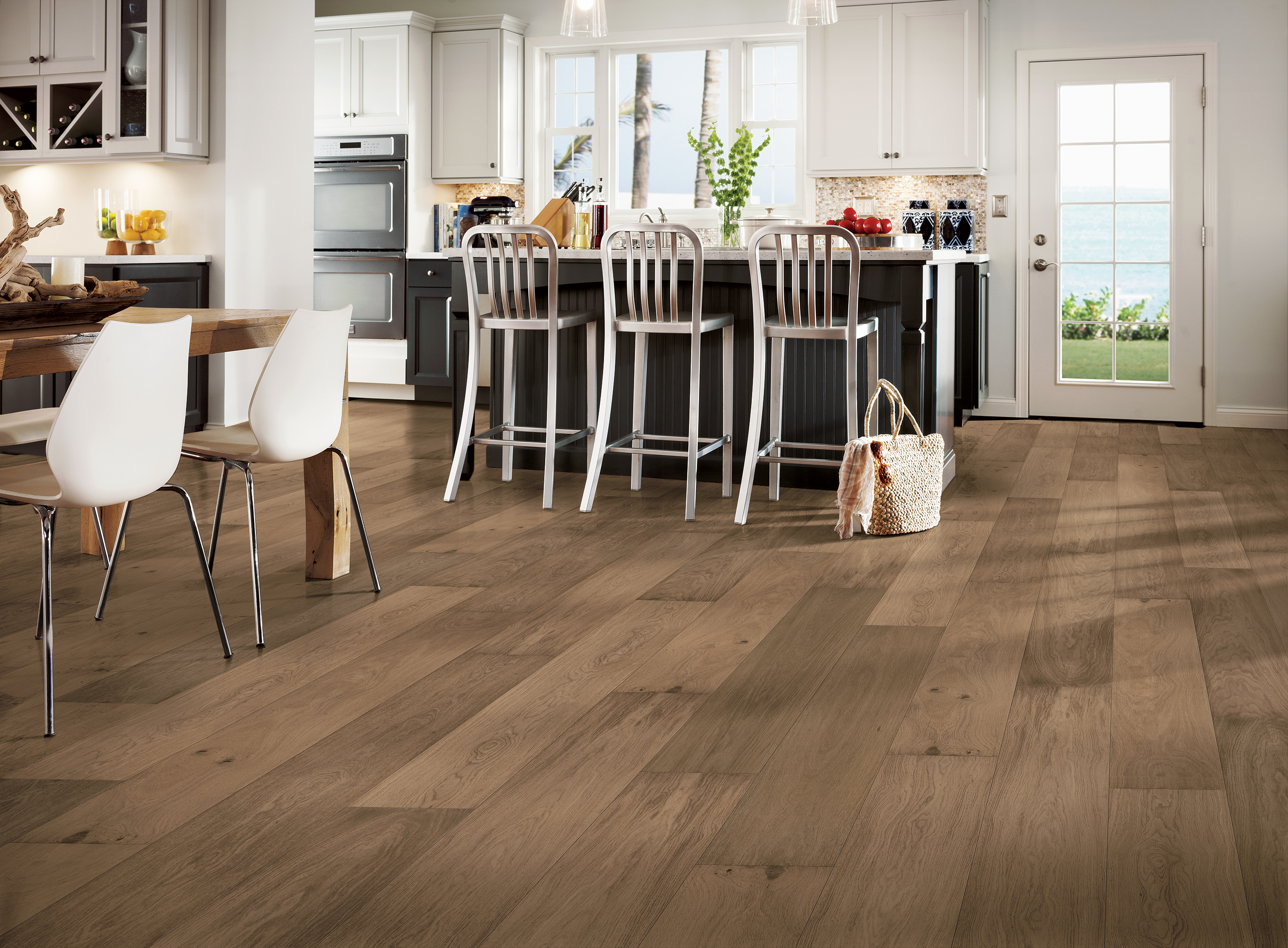 Nature's Canvas Platinum Back Country Engineered Hardwood EKNC97L07W