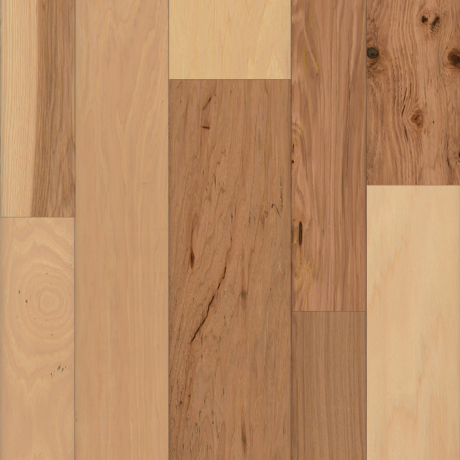 Nature's Canvas Silver Natural Engineered Hardwood EHNCM3L02H