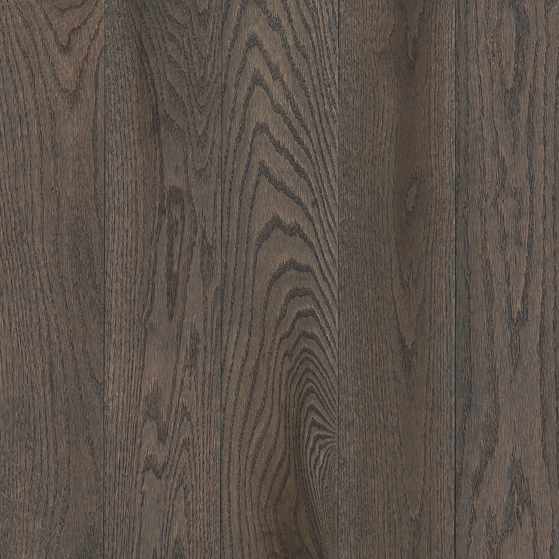 Natural Forest Nickel Gray Solid Hardwood NFSK538S